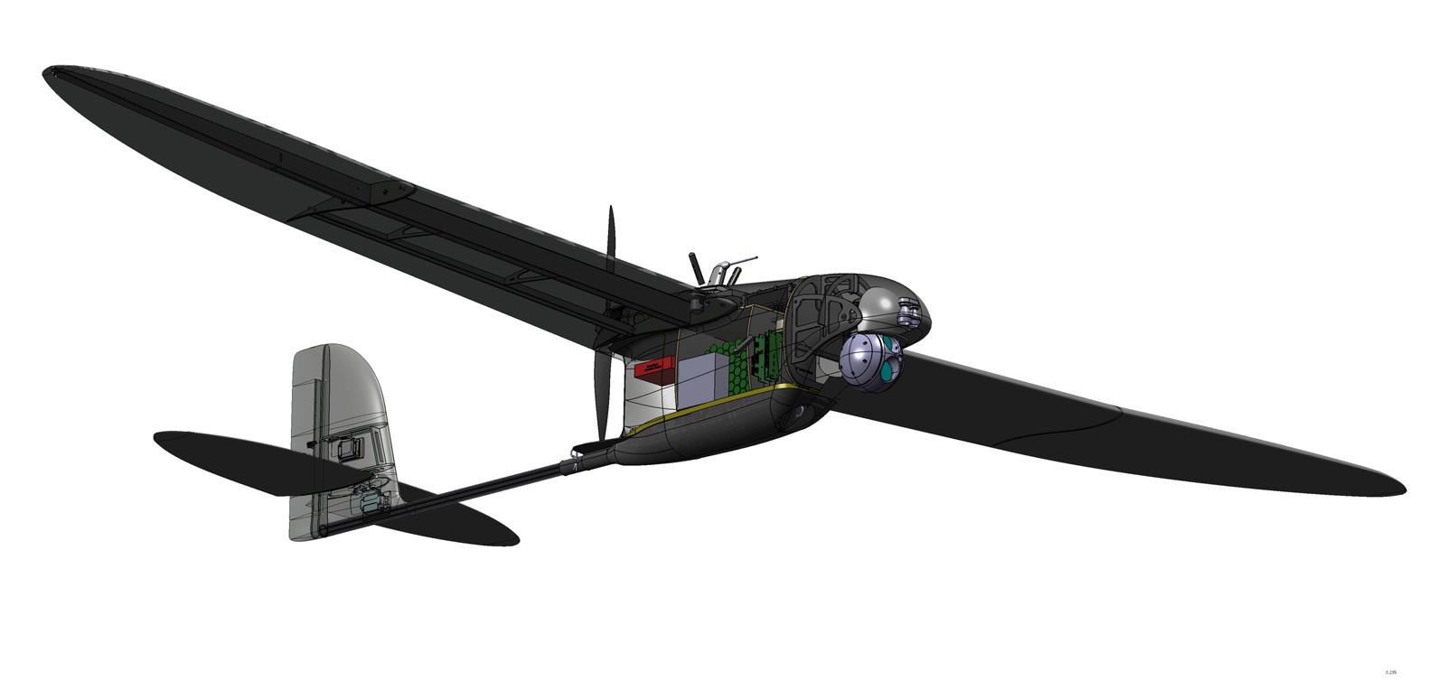 Uav Thales Spy Ranger Aviation Design Uav
